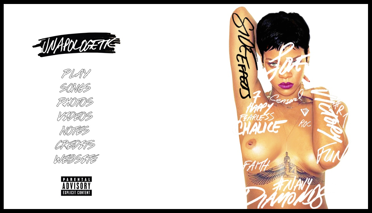 DELUXE BAIXAR RIHANNA EDITION UNAPOLOGETIC CD