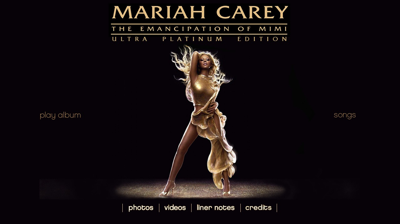 Mariah Carey – The Emancipation Of Mimi – Ultra Platinum ...